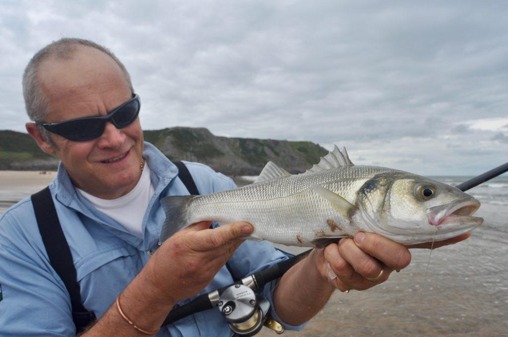 Dave Lewis Sea fishing