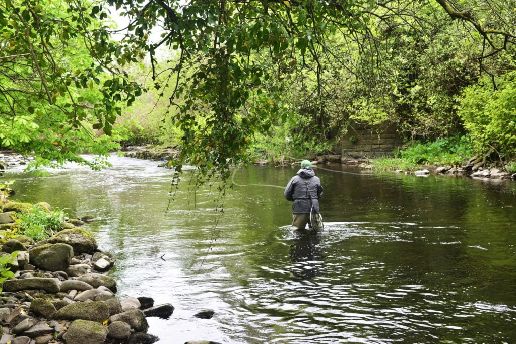 river taff merthyr fly fishing