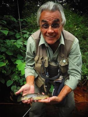 Tony mair fisherman