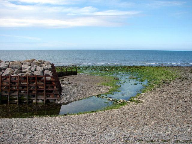 Aberarth beach