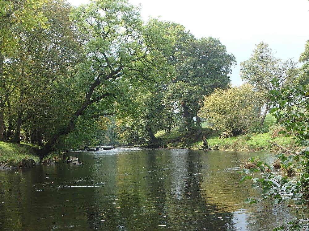 Cefn Rosan Fawr river usk fishing