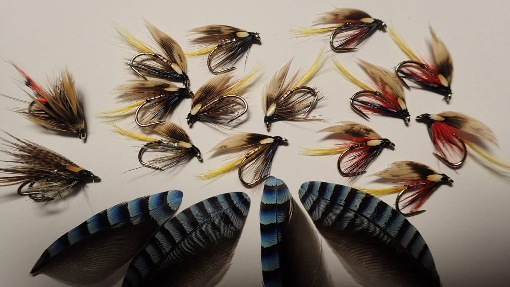 fishing flies for wild trout