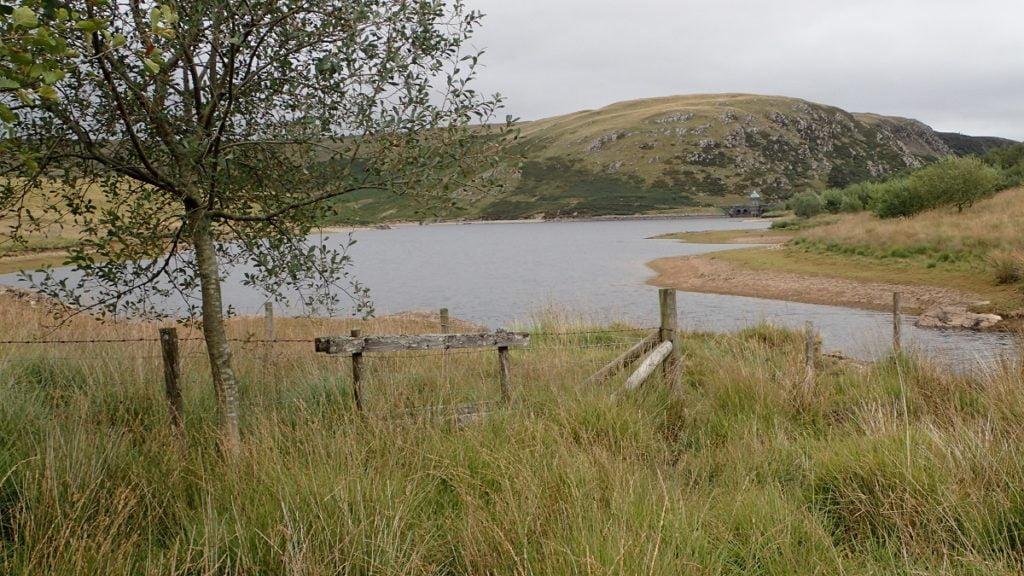 craig coch reservoir fishing elan valley