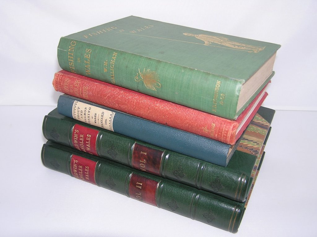 welsh fishing books