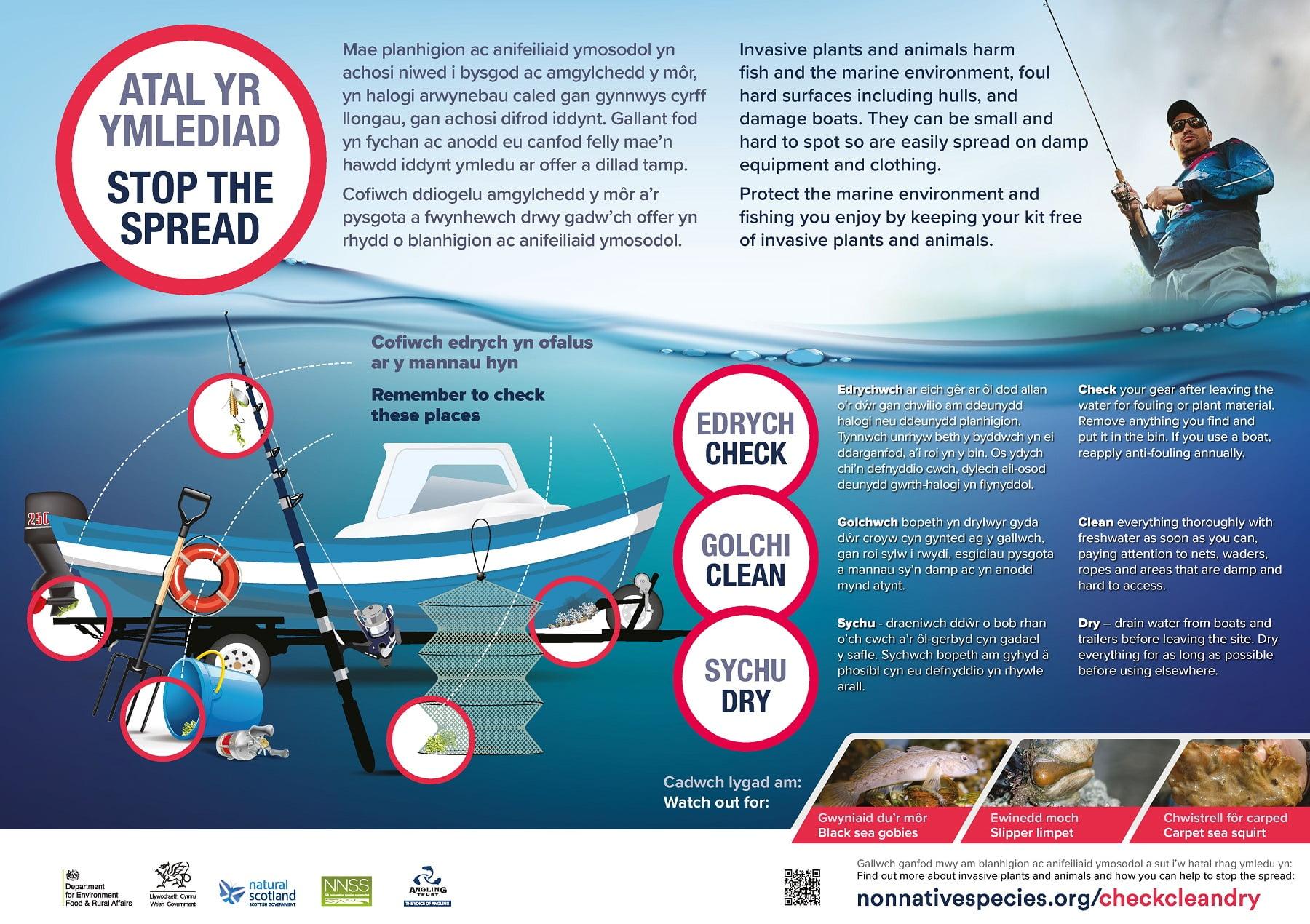 marine clean check dry