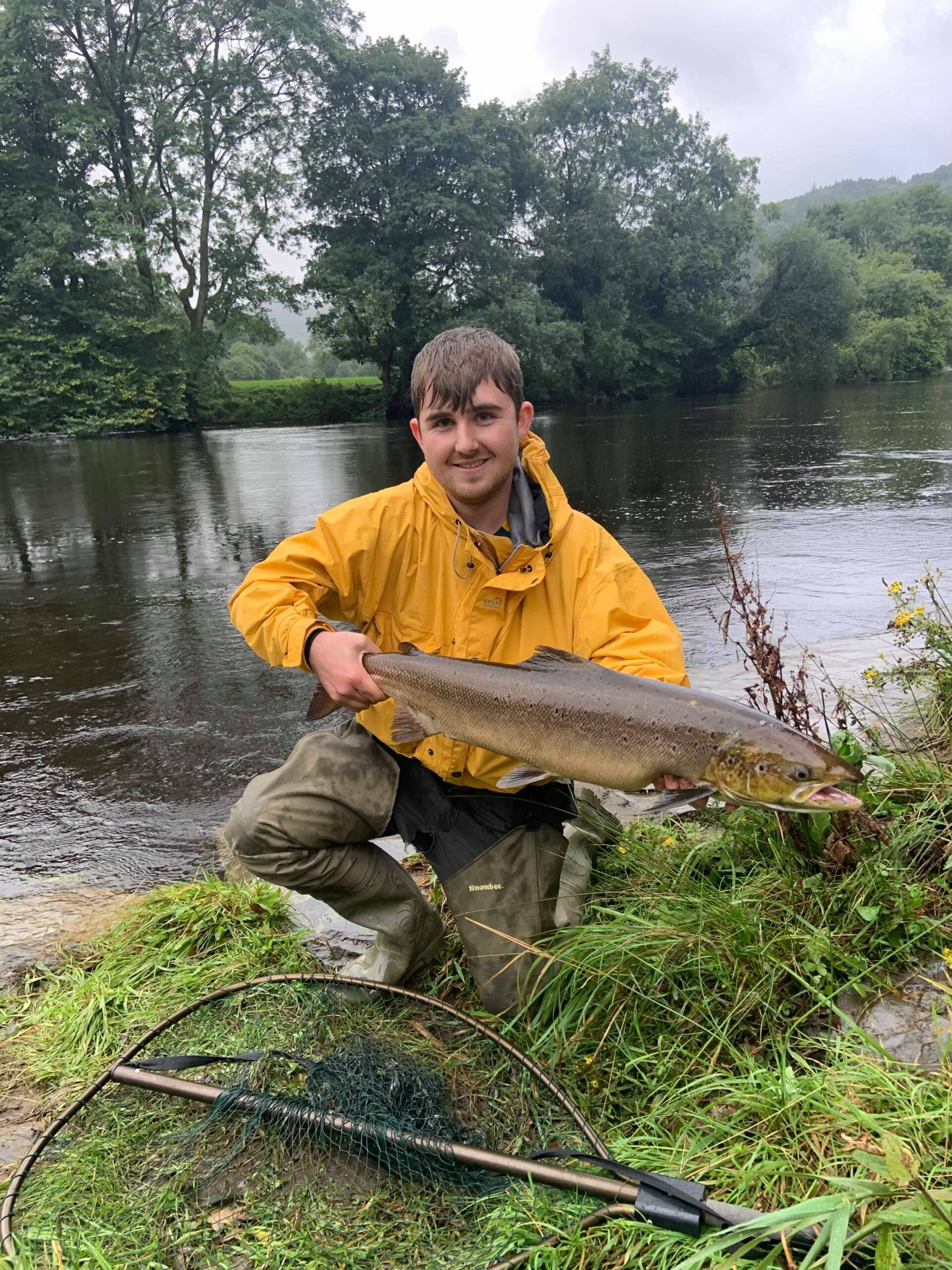 river conwy salmon