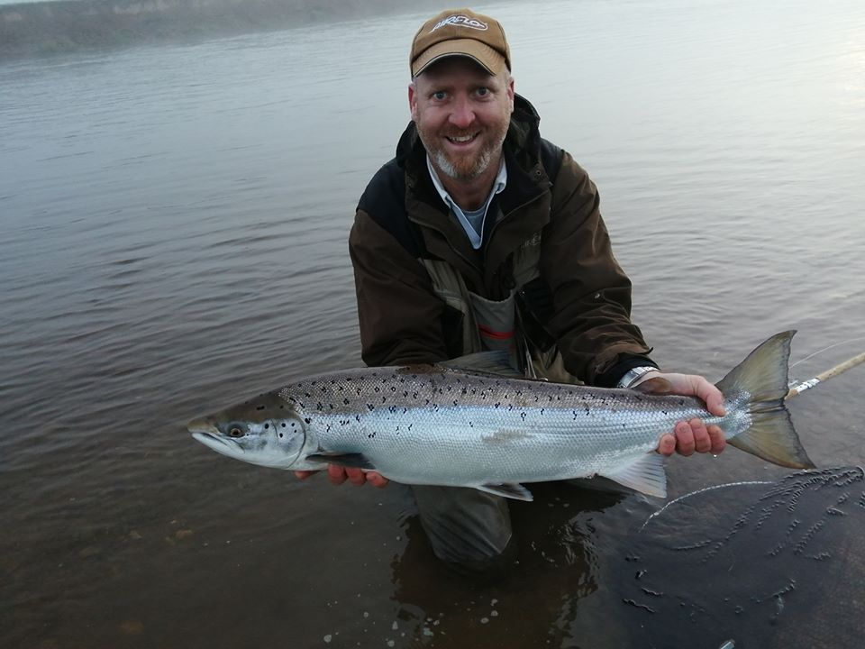 River Towy Salmon
