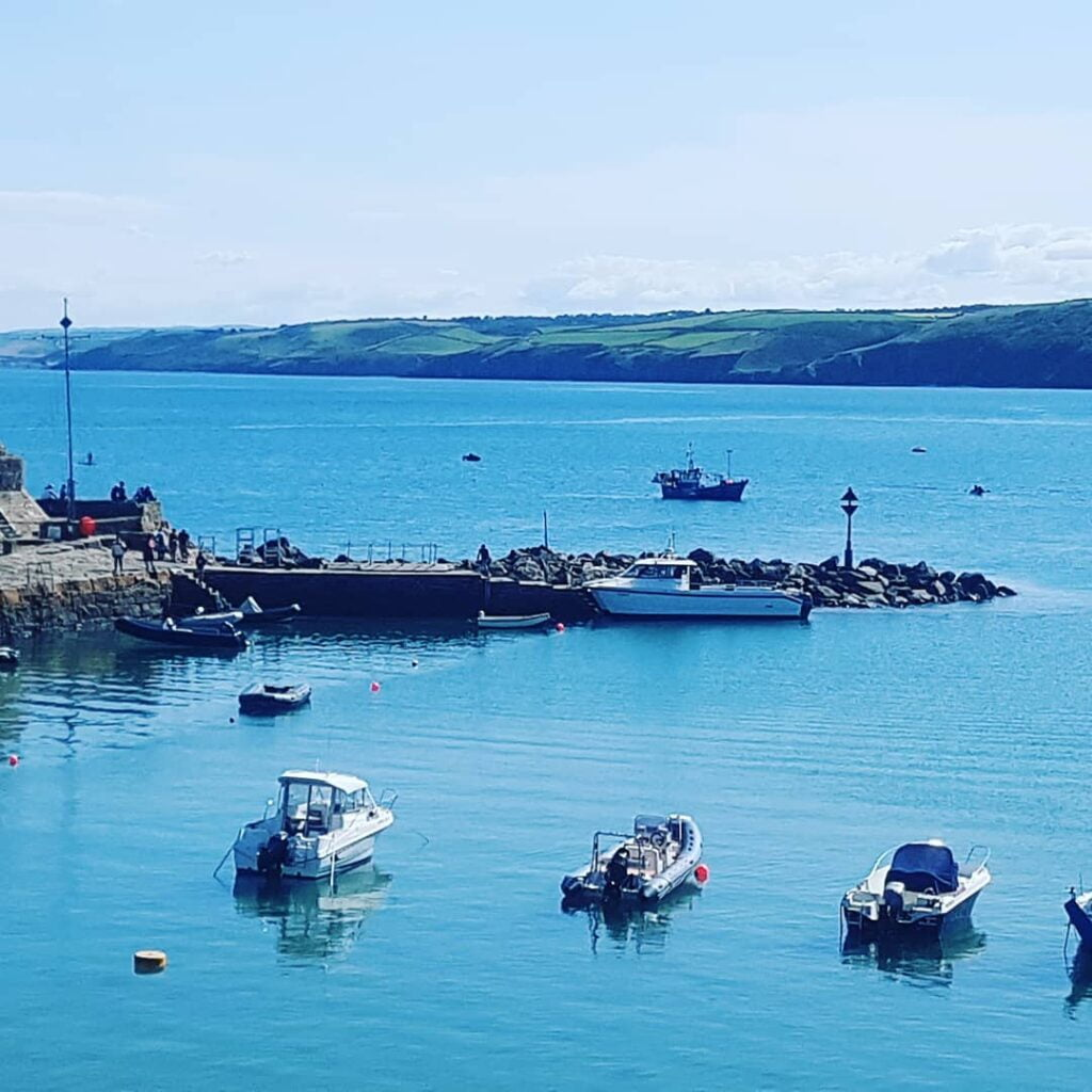 Epic fishing trips Wales