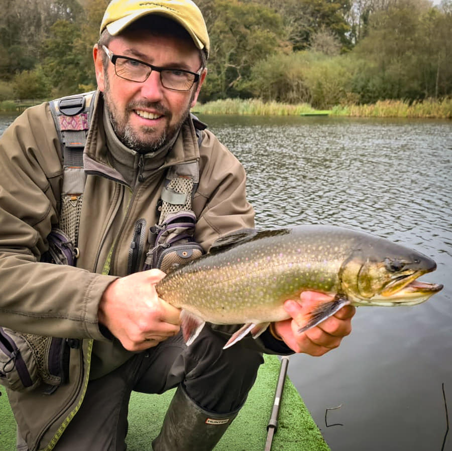 Spartic trout Wales
