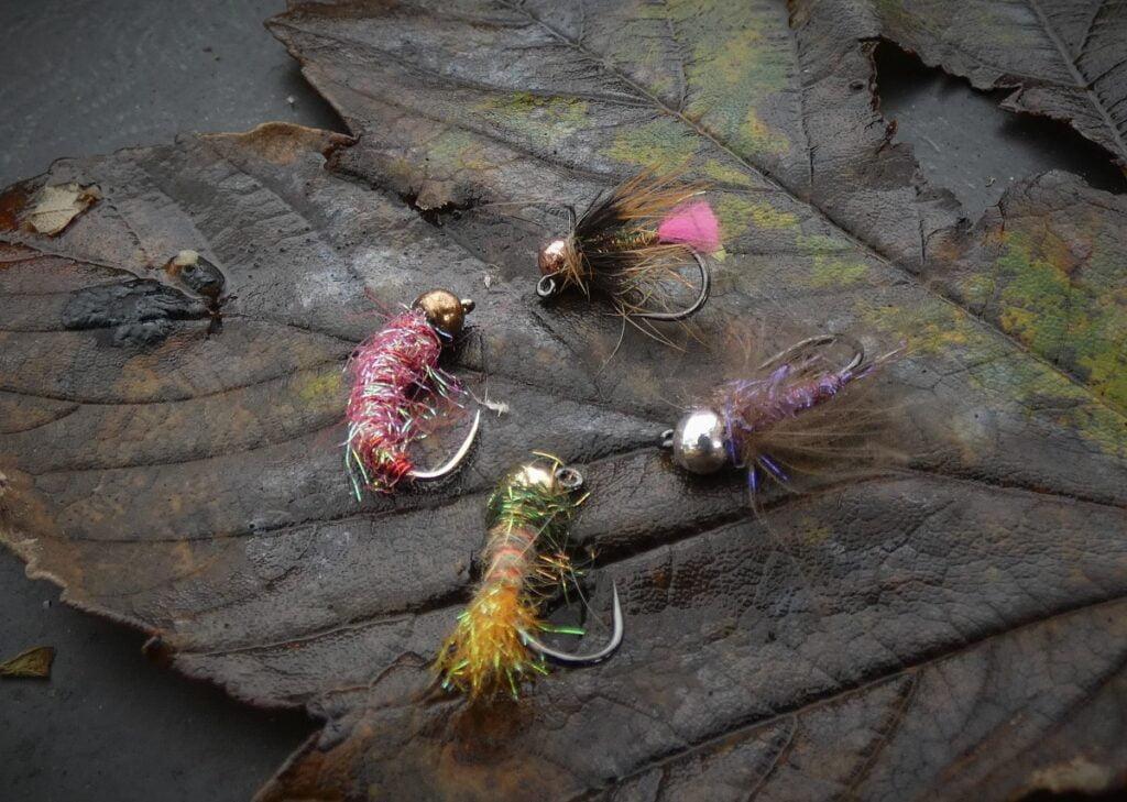 grayling fishing flies