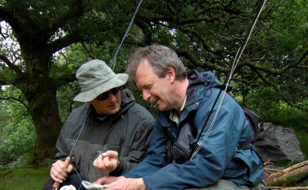 welsh fishing flies