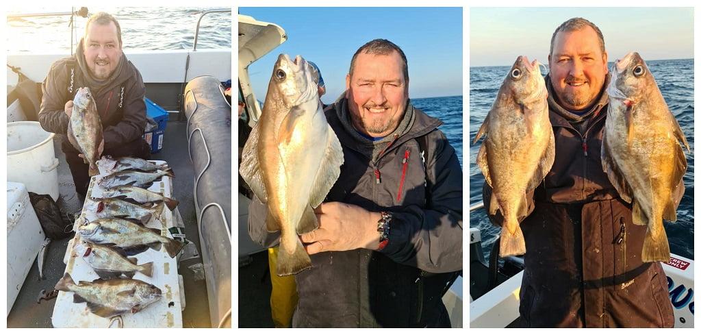 pouting fishing Wales