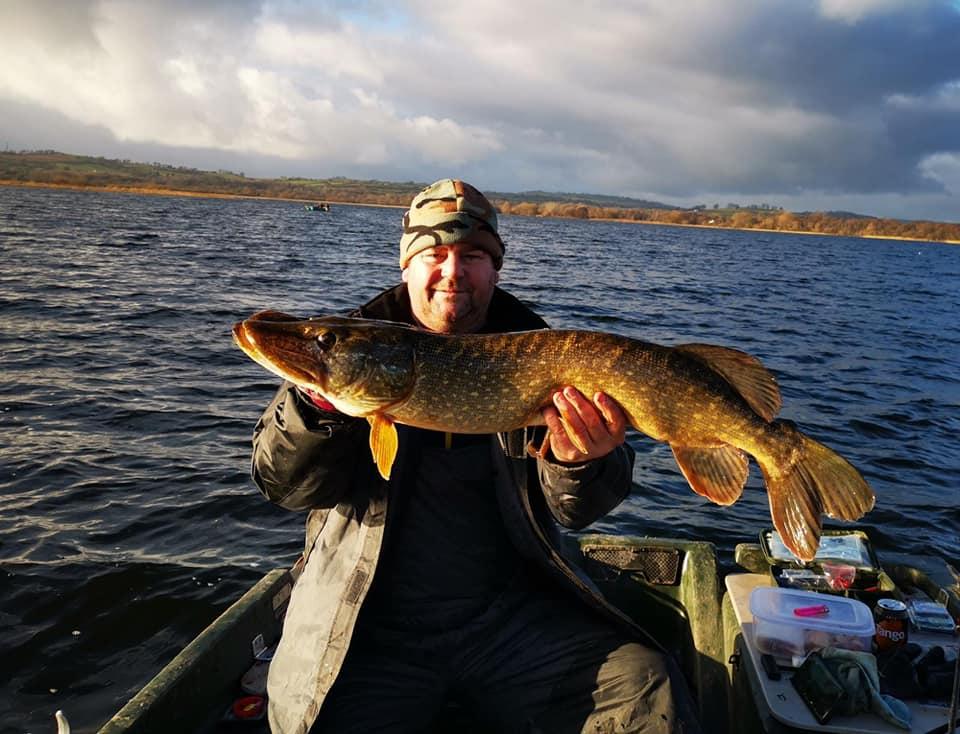 llangorse lake pike