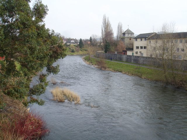 River Severn Newtown