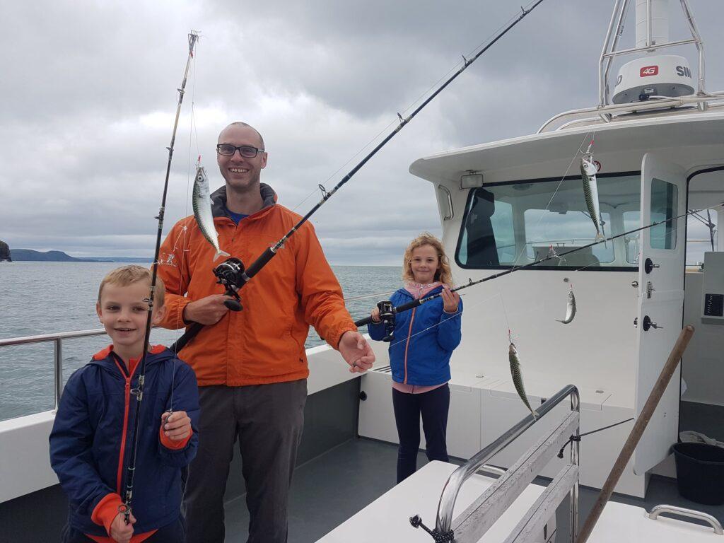 epic fishing trip Wales