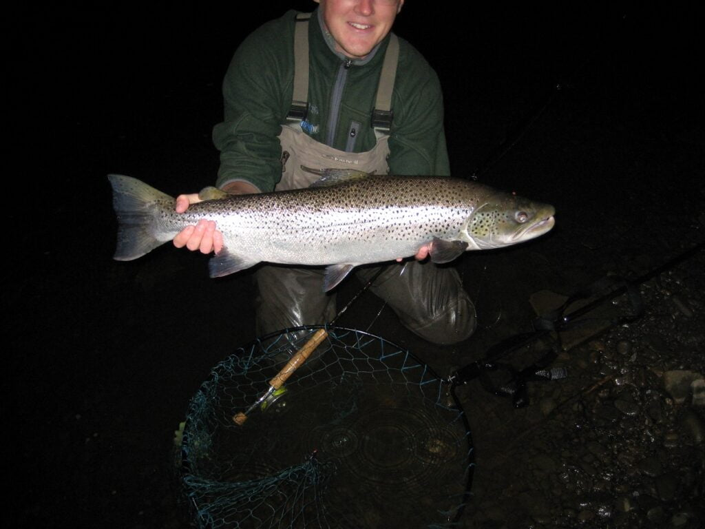 sea trout fishing Wales
