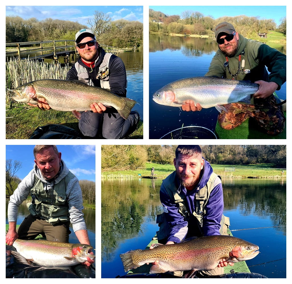 fly fishing wales
