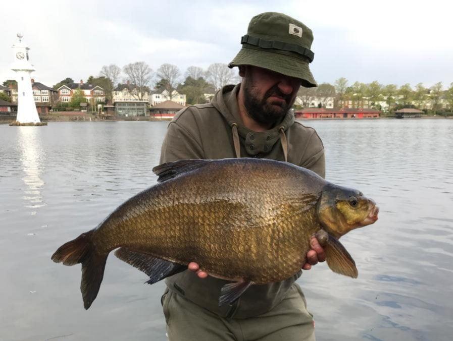 roath park lake fishing
