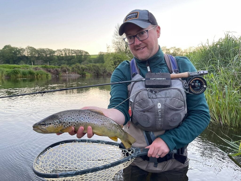 River trout fishing tips