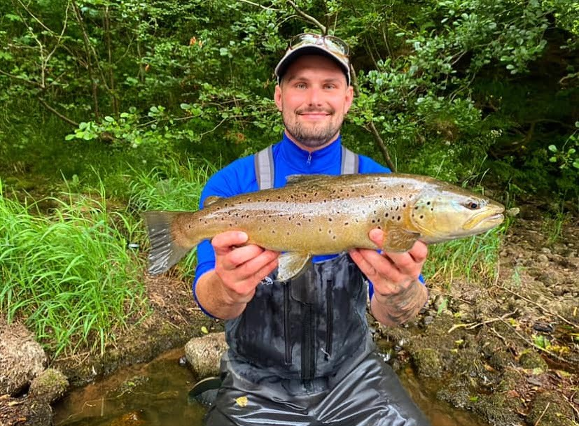 river usk big trout