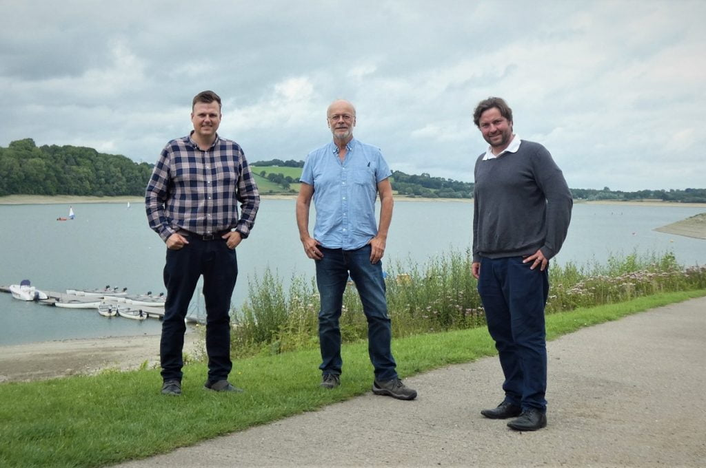 fishing in Wales funding with NRW