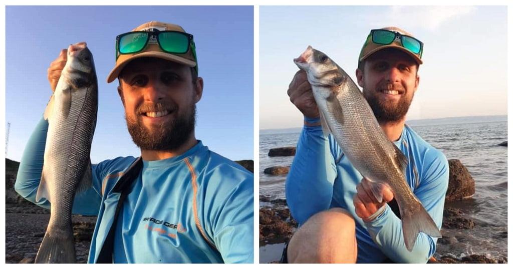 bass fishing Wales