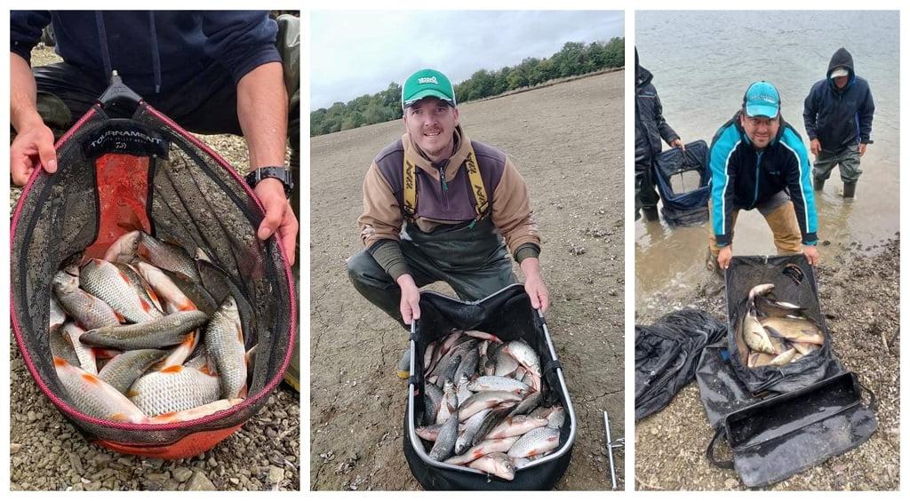 coarse fishing llandegfedd