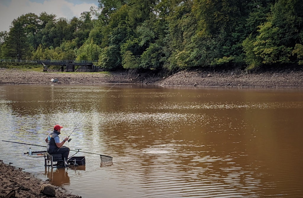 coarse fishing in Wales